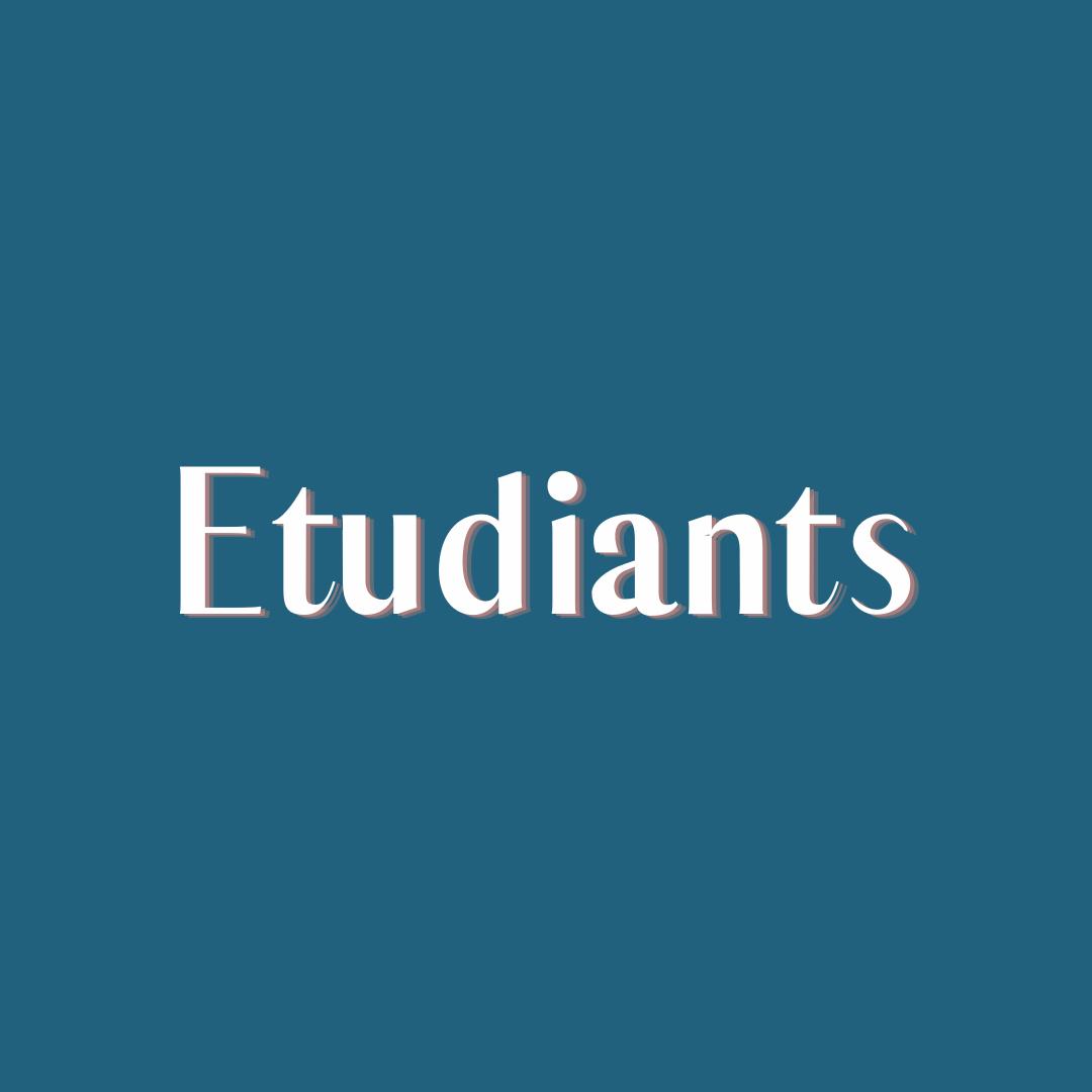 Etudiants 3